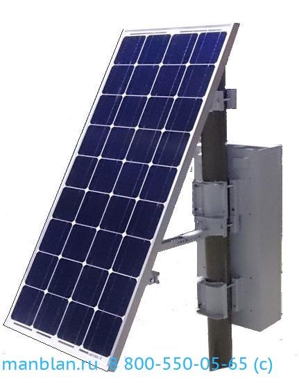 SolarMANBLAN Солнечная станция SolStation S200/100-24
